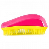 Dessata Hair Brush Original Fuchsia-Yellow - фуксия-жёлтый