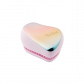 Tangle Teezer Compact Styler Matte Pearlescent Щётка, радужный/розовый