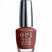 OPI Infinite Shine 53 - Linger Over Coffee, 15 мл