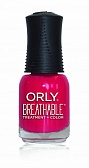 916 Orly Breathable Дышащее покрытие уход + цвет, Beauty Essentia, 5,3 мл