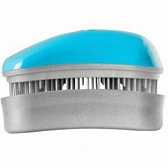 Dessata Hair Brush Mini Turquoise-Silver - бирюза-серебро