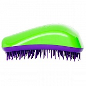 Dessata Hair Brush Original Green-Purple - зелёный-фиолетовый