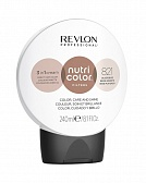 821 Nutri Color Filters Creme Серебристо-бежевый, 240 мл
