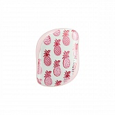 Tangle Teezer Compact Styler Skinny Dip Pineapple Щётка, розовый/белый