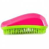 Dessata Hair Brush Original Fuchsia-Lime - фуксия-лайм