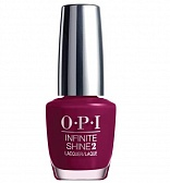 OPI Infinite Shine 60 - Berry On Forever, 15 мл