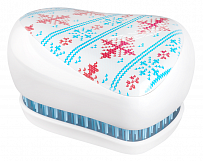Tangle Teezer Compact Styler Winter Frost Щётка цвет белый