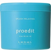 LebeL Крем для волос Proedit Hairskin Splash Relaxing 360 г