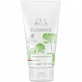 Wella Elements Бальзам без парабенов 200 мл