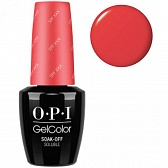 Гель-лак GelColor Retro Summer - SPF XXX 15 мл