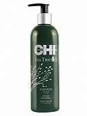 CHI TEA TREE OIL Шампунь 355 мл