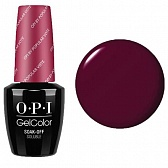 Гель-лак GelColor Washington DC - OPI By Popular Vote 15 мл